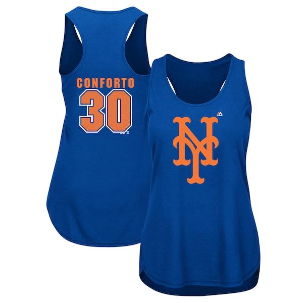 Women's New York Mets Michael Conforto Majestic  Michael Conforto jersey